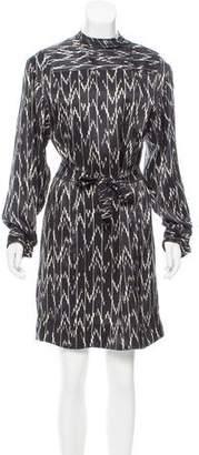 Isabel Marant Printed Silk Dress w/ Tags