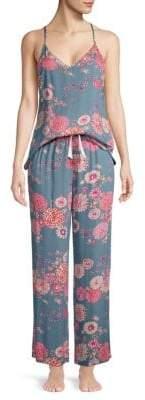 Josie Natori Printed Pajamas