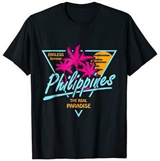 Philippines Pinoy Paradise T shirt Filipino Pride