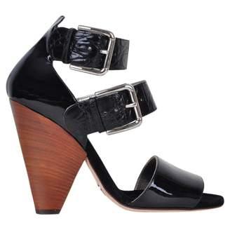 Dolce & Gabbana Crocodile sandals