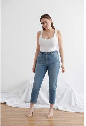 Dynamite Claudia Relaxed Fit Jeans Sabina
