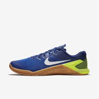 Nike Metcon 4 Men's Cross Training, Weightlifting Shoe