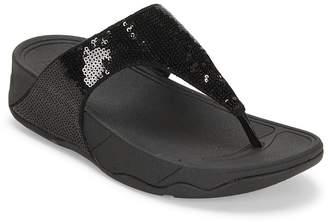 FitFlop Women's Electra Open Toe Slip-On Sandals