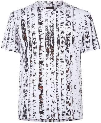Ermenegildo Zegna Textured Stripe T-Shirt