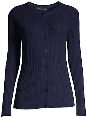 Piazza Sempione Women's Ribbed Cardigan