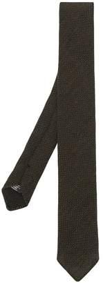 HUGO BOSS knitted tie