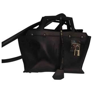 Golden Goose Black Leather Handbag