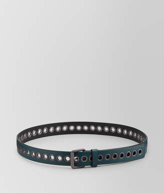 Bottega Veneta BELT IN VN EYELETS