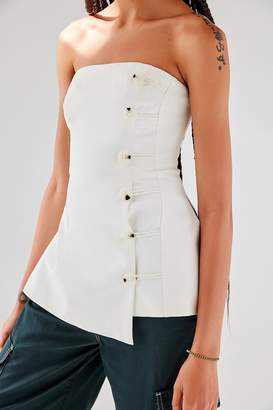 Finders Keepers Mila Button-Down Bodice Top