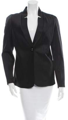 Giorgio Armani Single-Button Blazer w/ Tags