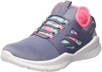 Skechers Girls Street Squad Trainers,10.5 UK 28 EU