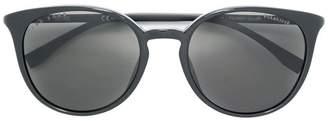 HUGO BOSS round frame sunglasses