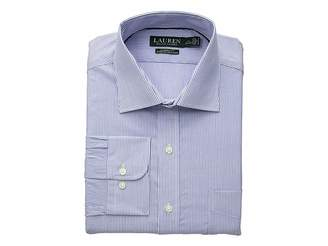 Lauren Ralph Lauren Non-Iron Classic Fit Stretch Poplin Dress Shirt