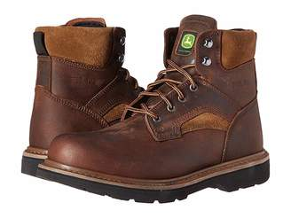 John Deere 6 Steel Toe Boot