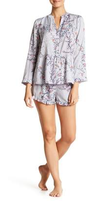 Josie Cherry Blossom Pajama Set