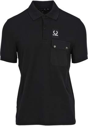 Raf Simons Fred Perry By Fred Perry Pocket Piquet