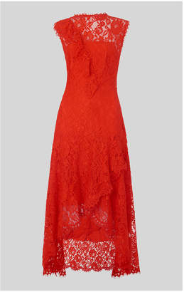 Whistles Willow Lace Dress