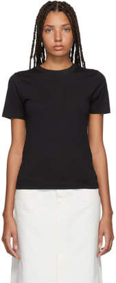 Acne Studios Black Dorla E Base T-Shirt