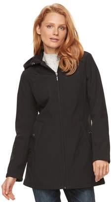 cc8f9c21f4ab1 ... Women s Weathercast Hooded Soft Shell Jacket
