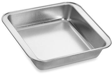"""Bed Bath & Beyond Kaiser Basic Bakeware 8"""" Square Tinplate Cake Pan"""