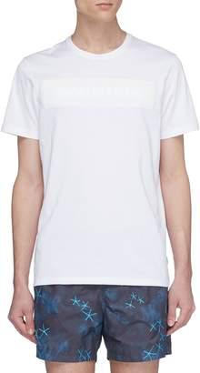 DANWARD 'Summer State of Mind' slogan print T-shirt