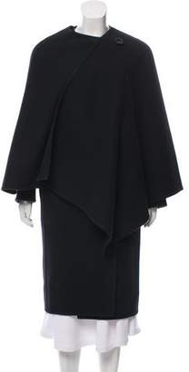 Hermes Cashmere Open Front Coat