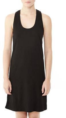 Alternative Apparel Effortless Tank Dress $48 thestylecure.com