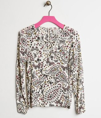 Girls - Fire Printed Top $32.95 thestylecure.com