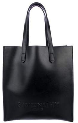 Givenchy 2016 Embossed Logo Tote