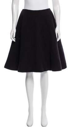 J.W.Anderson Wool Knee-Length Skirt
