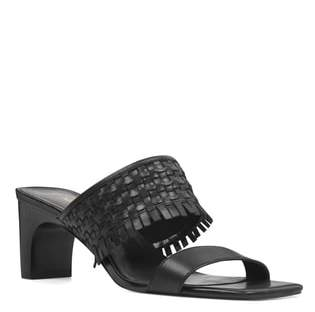 Nine West Nirveli Woven Slide Sandal