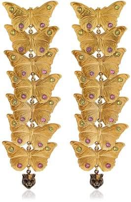 Gucci Statement Butterfly Earrings