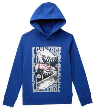 9d00984491a2 Converse Stacked Chucks Sweatshirt (Big Boys)
