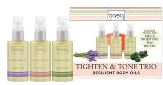 Basq NYC Resilient Body Oil Toning Set