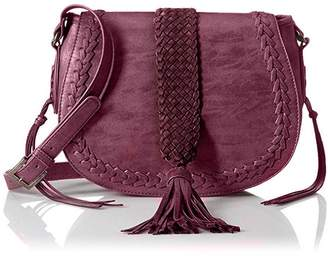 Steven by Steve Madden York Saddle Bag