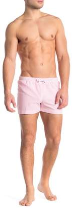 Parke & Ronen P-Town Striped Shorts