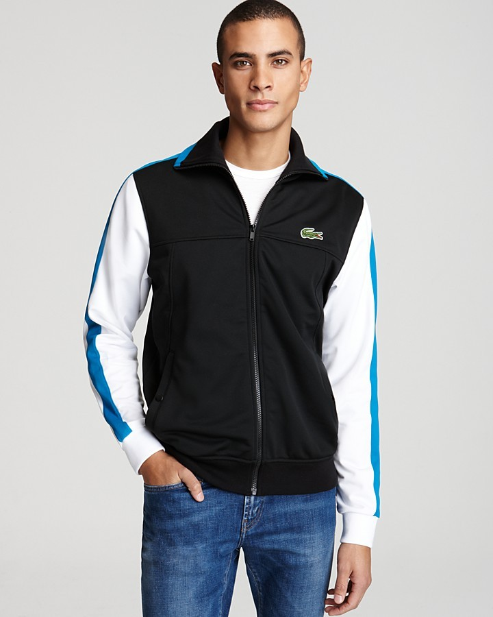 Lacoste Andy Roddick Color Block Track Jacket