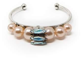 Elizabeth Cole Sparkly Cuff Bracelet