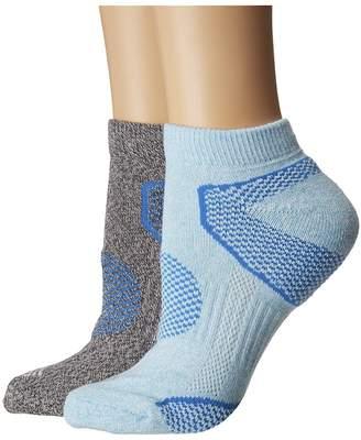 Columbia 2-Pack Low Cut Walking Socks Women's Low Cut Socks Shoes