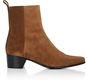 Pierre Hardy Women's Reno Leather Ankle Boots-Camel