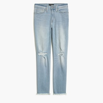J.Crew Slim boyfriend jean in bleach wash