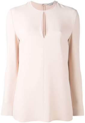 Stella McCartney viscose blend blouse