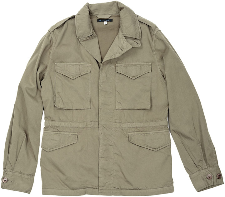 ALEX MILL M43 Jacket