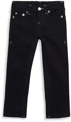 True Religion Little Boy's and Boy's Straight-Leg Jeans