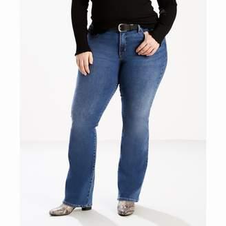 Levi's Plus Bootcut Jeans