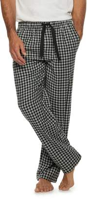 Van Heusen Men's Plaid Flannel Sleep Pants
