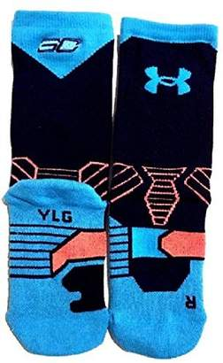 Under Armour Boys' SC30 Basketball Crew Socks