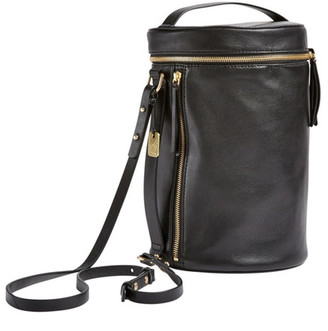 Skagen Trisse Barrel Crossbody $295 thestylecure.com