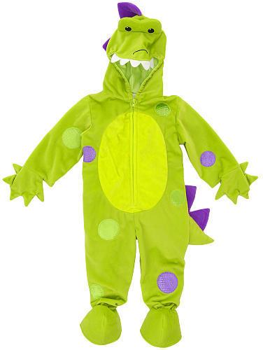 Dino Halloween Costume (3-6 Months)