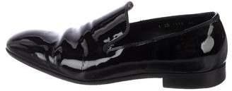 Prada Leather Dress Loafers